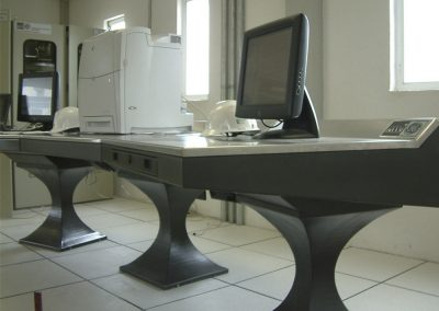 Consolas con diseño especial