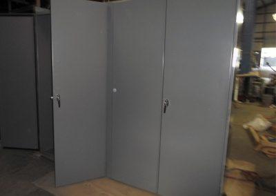 Gabinetes para montaje en piso